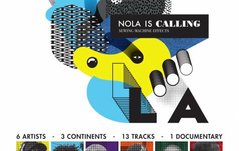 NOLA IS CALLING – POSTER