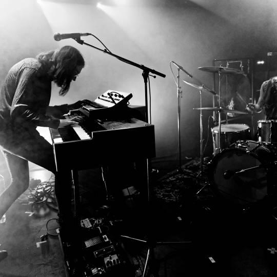 MOUNDRAG – Photo live